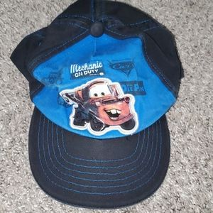 FREE WITH PURCHASE Kids Cars Hat